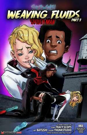 Spider Gwen Hentai Comics